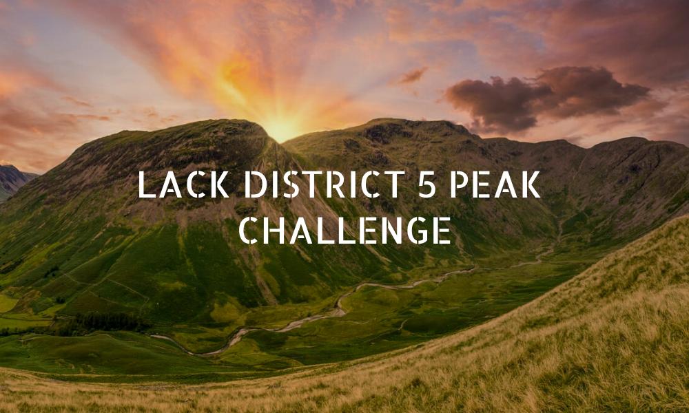 Lake District 5 Peak Challenge