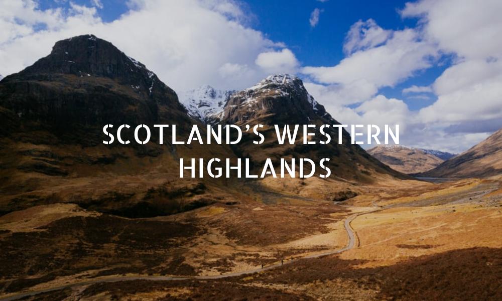 Scotland's western highlands