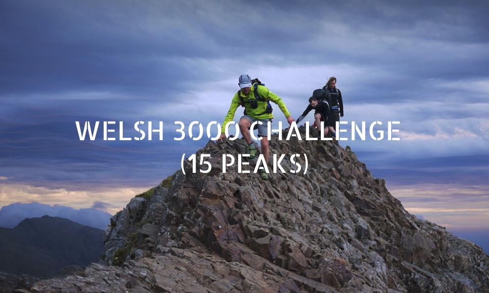 WELSH 3000 CHALLENGE